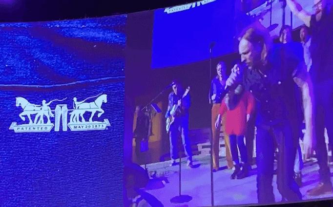 Levi's Live Band Karaoke