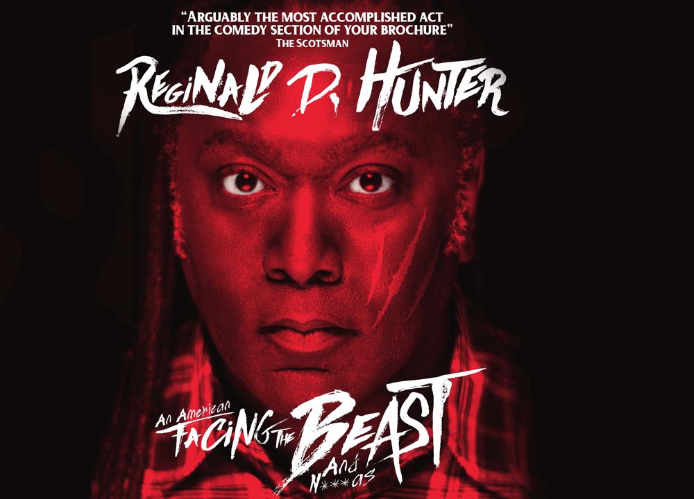 Reginald D. Hunter Live Stand-up in Barcelona-show