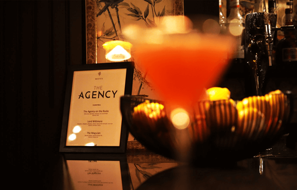 A Magical Cocktail Evening at The Wittmore Hotel